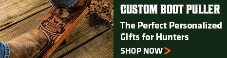 Custom Boot Puller - The Perfect Personalized Gifts for Hunters