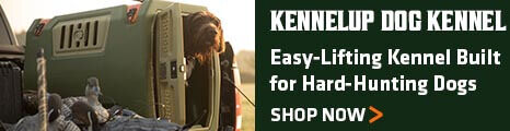 Kennelup Dog Kennel - Easy-Lifting Kennel Built for Hard-Hunting Dogs
