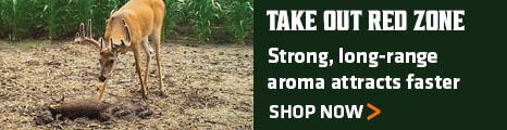 Take Out Red Zone - Strong, long-range aroma attracts faster