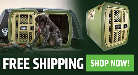 Free Shipping on KennelUp Dog Kennel