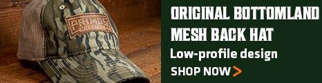 Original Bottomland Mesh Back Hat