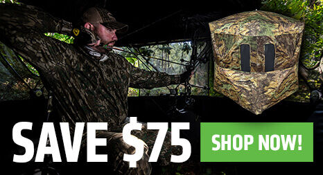 $75 Off Smokescreen Hunting Blind