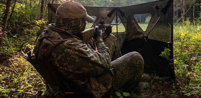 Double Bull StakeOut Hunting Blinds
