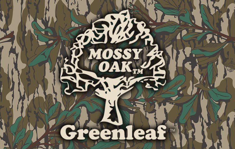 Mossy Oak Greenleaf