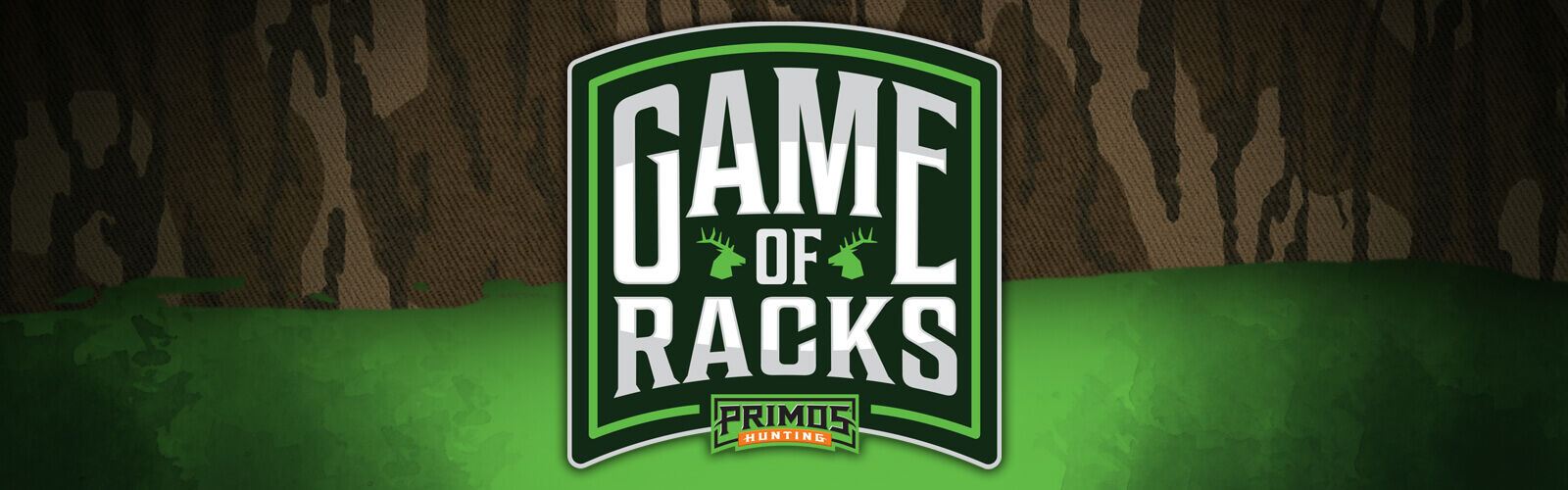 Primos and Mossy Oak's Game of Racks Giveaway