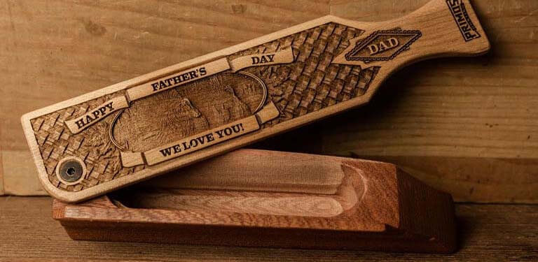 Custom Mill Shop Father's Day