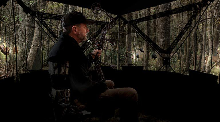 $100 Off Select Ground Blinds