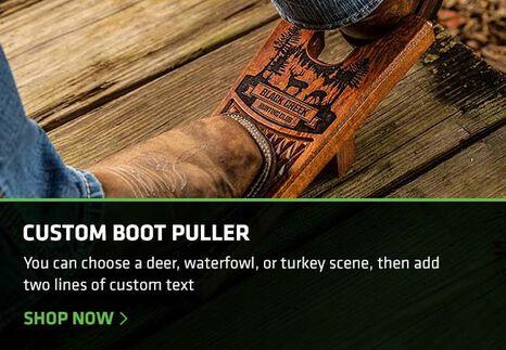 Custom Boot Puller