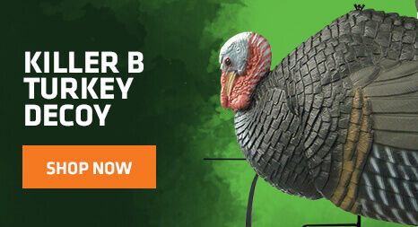Killer B Turkey Decoy