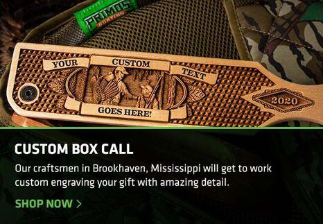 Custom Box Call