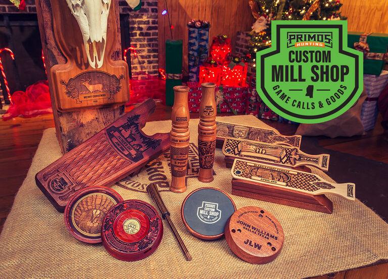 Custom Mill Shop