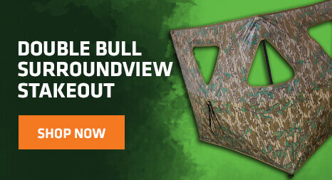 New Double Bull Surroundview Stakeout