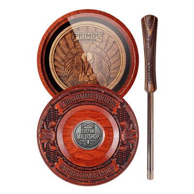 Custom Heritage Series Glass Pot Call