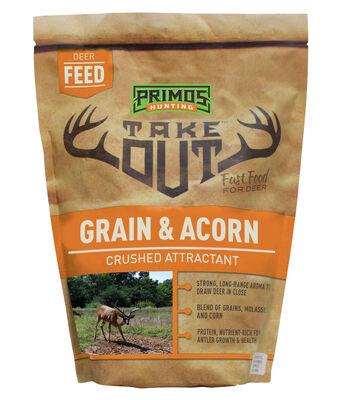 Take Out Grain & Acorn 5 Lb Bag