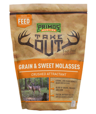 Take Out Grain & Sweet Molasses 5 lb Bag