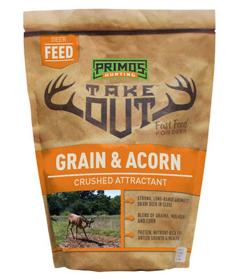Take Out Grain & Acorn 5 Lb Bag