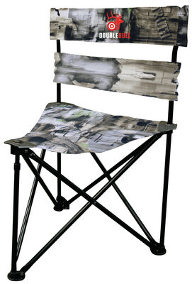 Double Bull Ground Blind Tri Stool