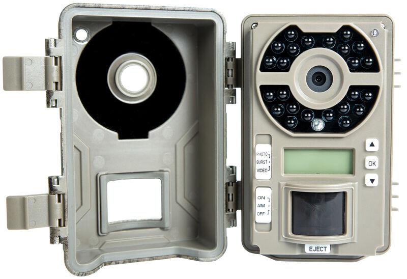 MugShot Camo No Glow Trail Camera
