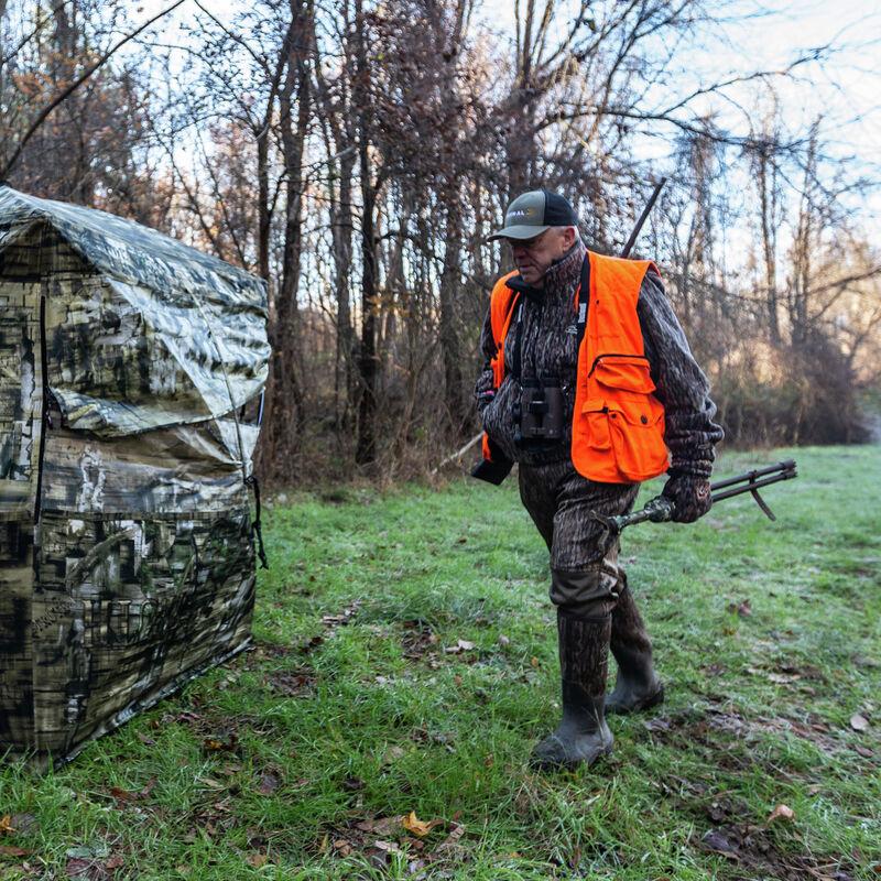Gunhunter's Orange Hunting Vest