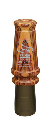Double Cottontail Rabbit Predator Call