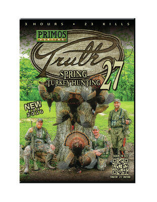 Truth 27 Spring Turkey Hunting DVD