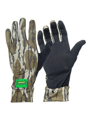 Stretch-Fit Camo Gloves