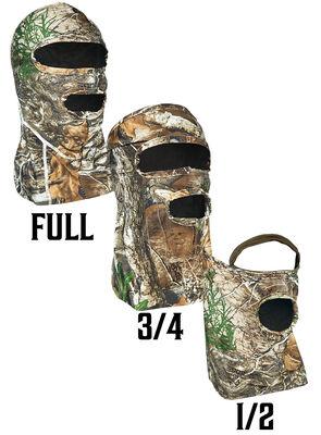 Realtree Edge Camo Stretch Fit Masks