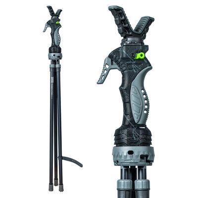 Trigger Stick GEN3 Black Onyx Tall Tripod Shooting Stick
