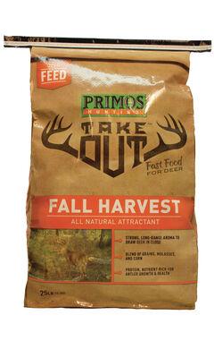 Take Out Fall Harvest 25 lb Bag