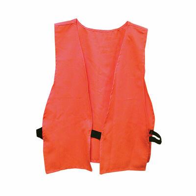 Safety Vest, Hunter Orange