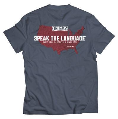Speak the Language Tee