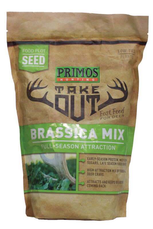 Take Out Seed Brassica Blend 1.5 lb