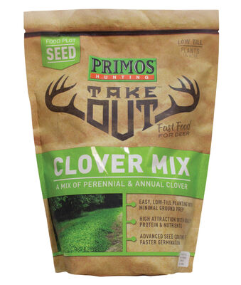 Take Out Seed Clover Blend 3 lb Bag