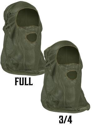OD Green Mesh Face Masks