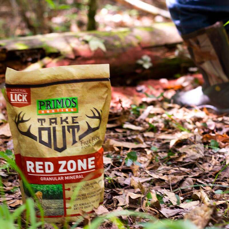Take Out Red Zone Granular Mineral 4 lb Bag