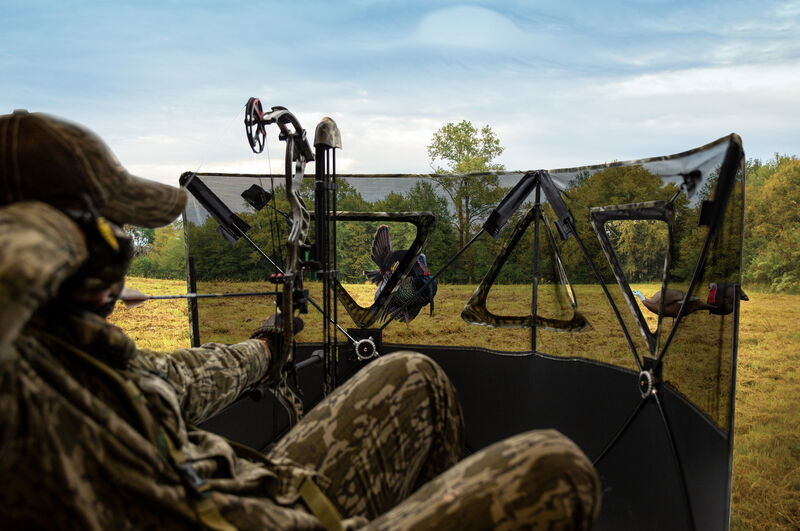 Double Bull SurroundView Stakeout Hunting Blind