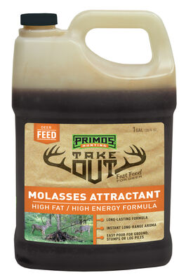 Take Out Attractant 1 Gal. Molasses for Deer