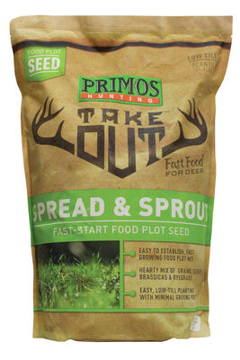 Take Out Seed Spread & Sprout 6 lb Bag