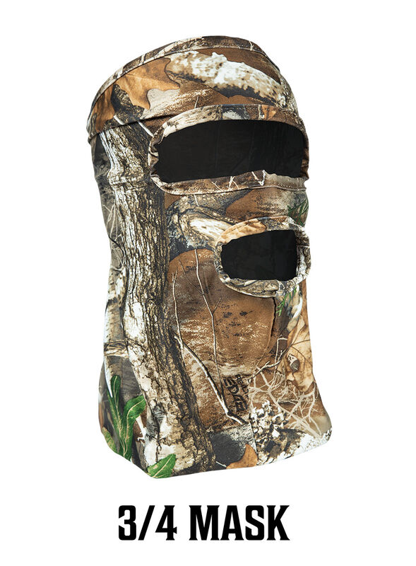 Realtree Edge Camo Stretch Fit Masks