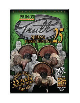 Truth 25 Spring Turkey Hunting DVD