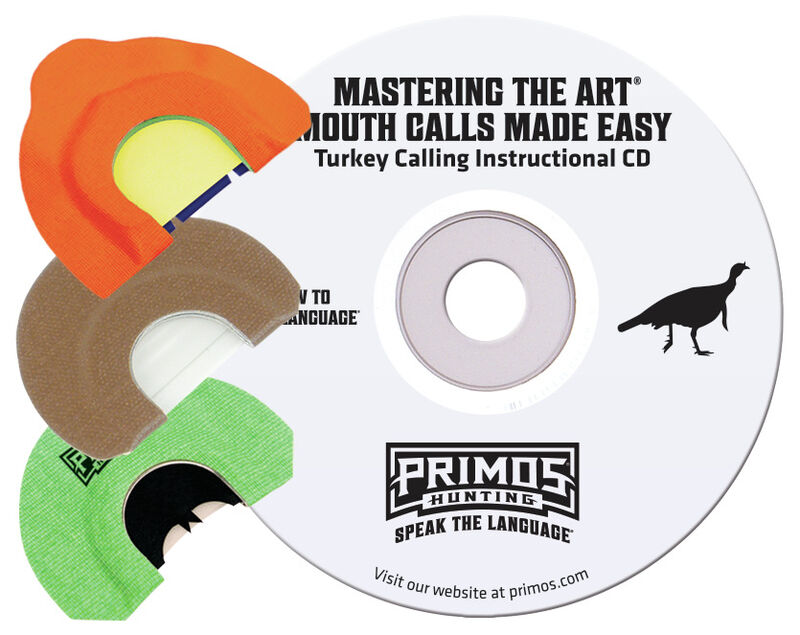 Mastering the Art - Turkey Mouth Call Pak