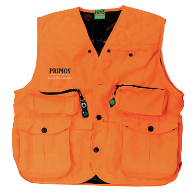 Gunhunter's Orange Hunting Vest