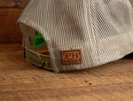Mossy Oak Original Bottomland / Tan Mesh Back