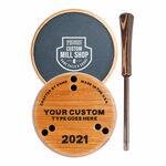 Custom Glass or Slate Pot Call