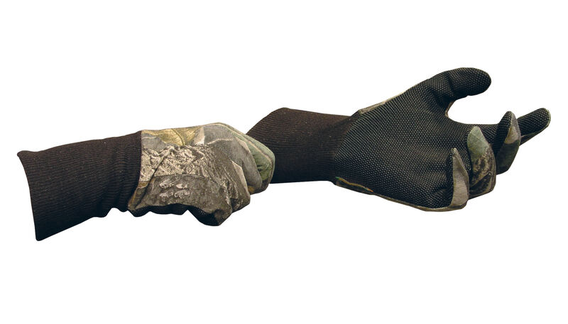 Mossy Oak Cotton Gloves