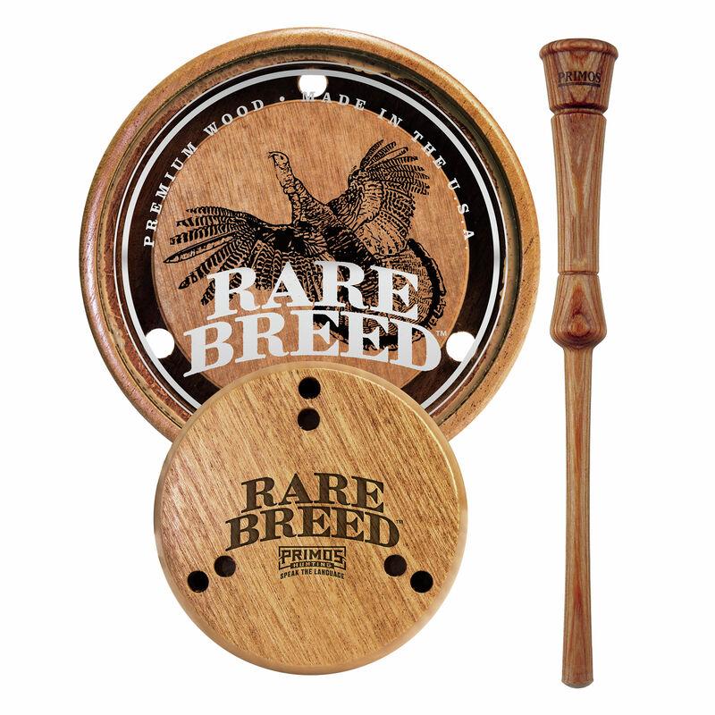Rare Breed™ Glass Turkey Call